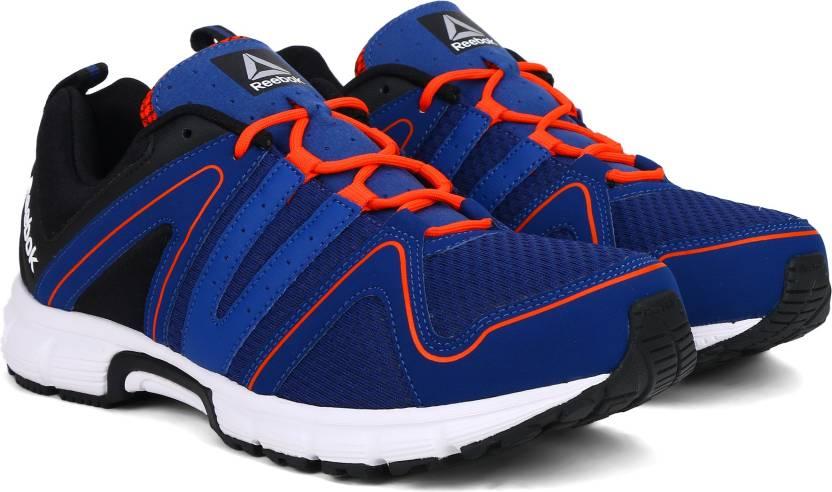b7c9254a84e REEBOK PERFORMANCE RUN Running Shoes For Men - Buy CLUB BLUE BLK RED ...