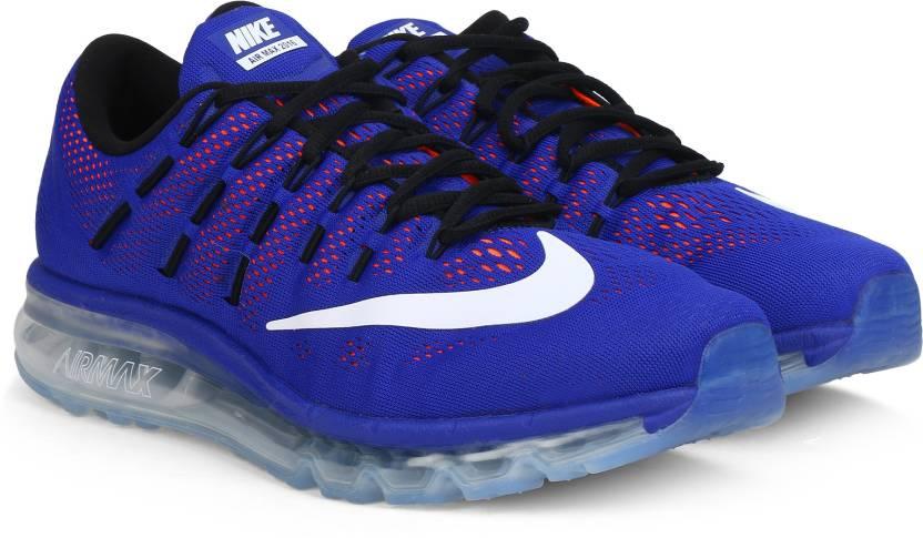 pas cher pour réduction 3c6fe a147e Nike AIR MAX 2016 Running Shoes For Men