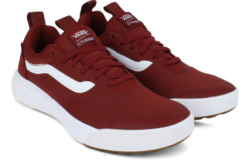 8a224e8e3518 Vans UltraRange Rapidweld Sneakers For Men - Buy Maroon Color Vans ...