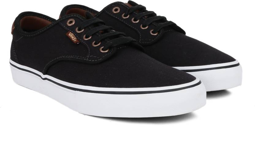 c8680b89e416 Vans Chima Ferguson Pro Sneakers For Men - Buy Black Color Vans ...