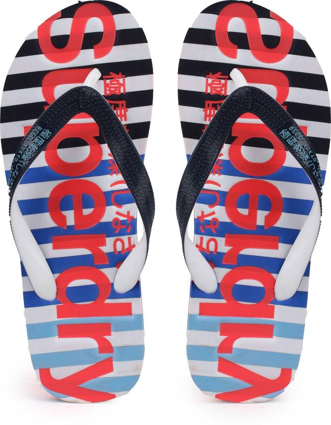 7eaa8ac53b75 Superdry EVA STRIPE FLIP FLOP Flip Flops - Buy Navy Color Superdry EVA  STRIPE FLIP FLOP Flip Flops Online at Best Price - Shop Online for  Footwears in India ...