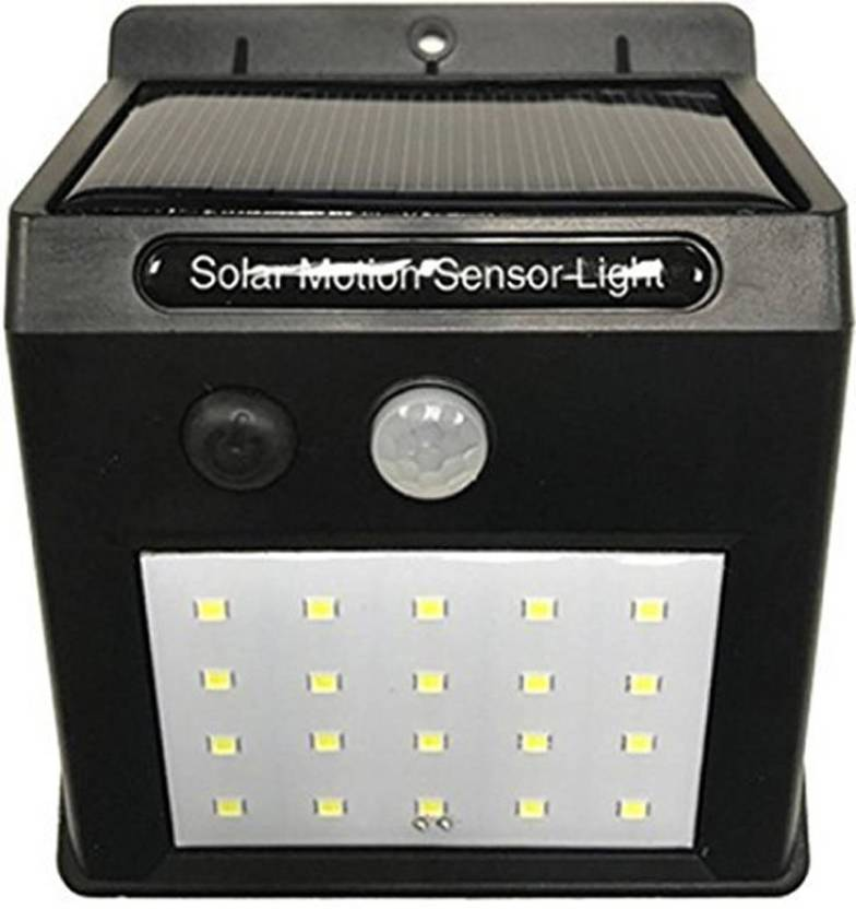 As Solar Powered Led Wall Light Pir Sensor Cds Night Sensor Light For Doorplate Aisle Street Garden Uplight Wall Lamp