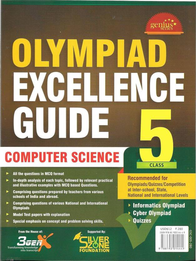 Computer Science (Class5) (Olympiad Excellence Guide) 1st Edition