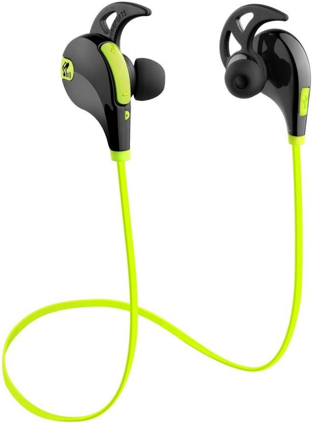 44de94f575b Clickcases Sports JOGGER Wireless Bluetooth Headset Headphone Stereo Sport  Running Gym Hiking Exercise Sweatproof Hi-