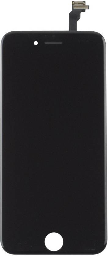 best authentic b9db8 de85f RDG LCD for Iphone 6s Black completely Folder Retina Display Price ...