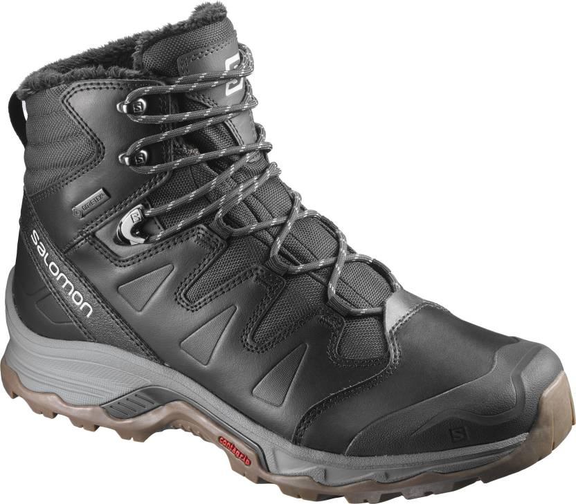 027e6929 Salomon QUEST WINTER GTX® Waterproof Hiking & Trekking Shoes For Men