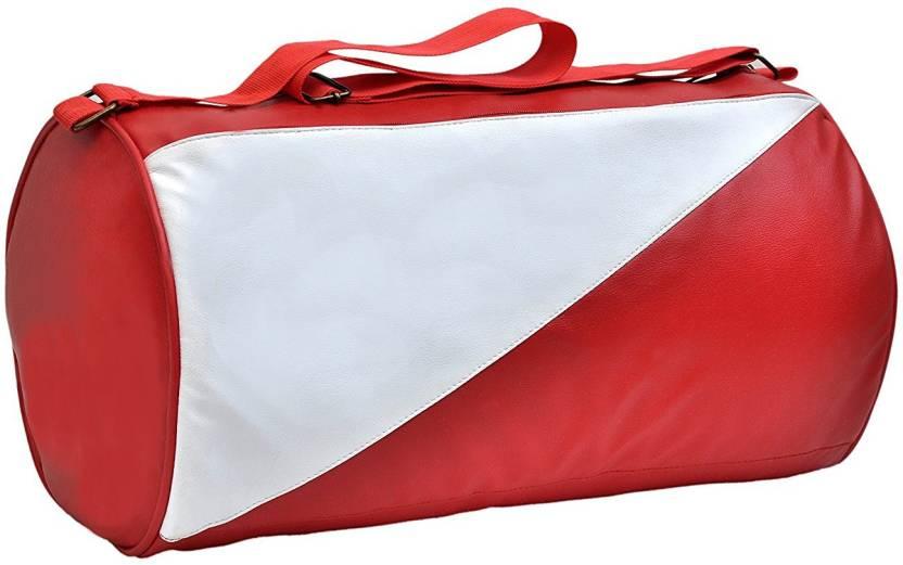 e919c1441394 Cp Bigbasket Trendy Leather Rite Duffel Sport Travel Gym Bag - Buy ...