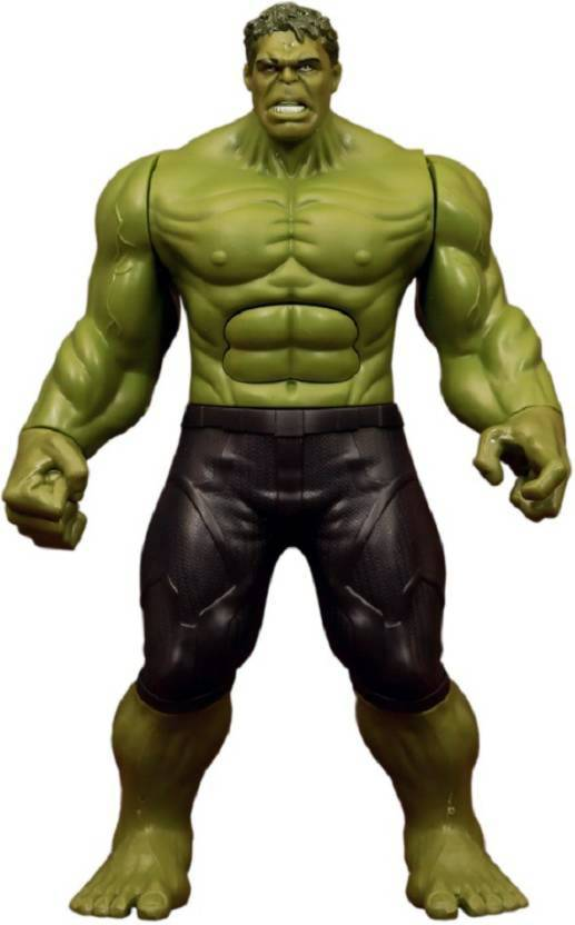 Bonkerz HULK Avengers Infinity War Action Figure With Light Effects And  Sounds