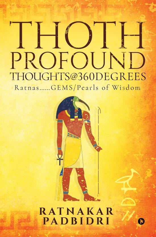 THOTH    Profound Thoughts@360degrees : Ratnas……GEMS/Pearls of