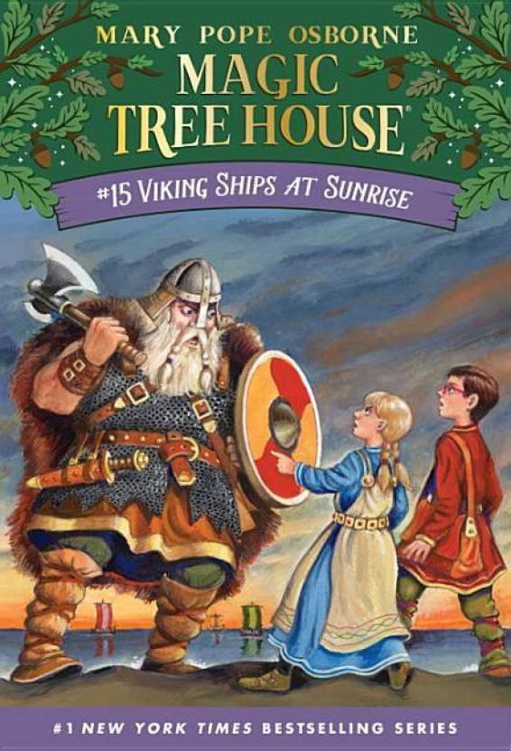 Magic Tree House #15: Viking Ships at Sunrise: Buy Magic