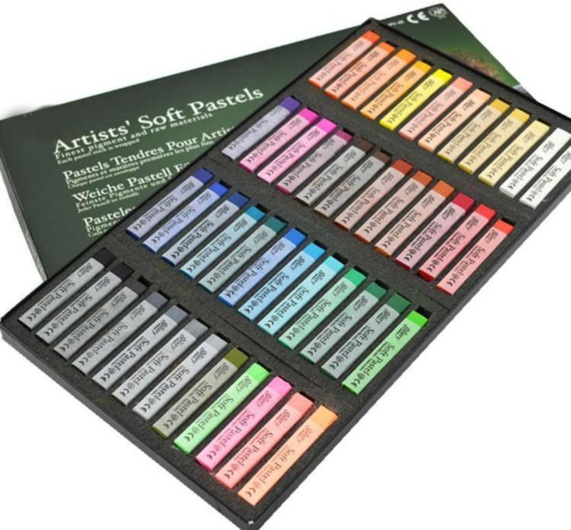 Royal Brush Soft Pastels Multicolor 24-Pack