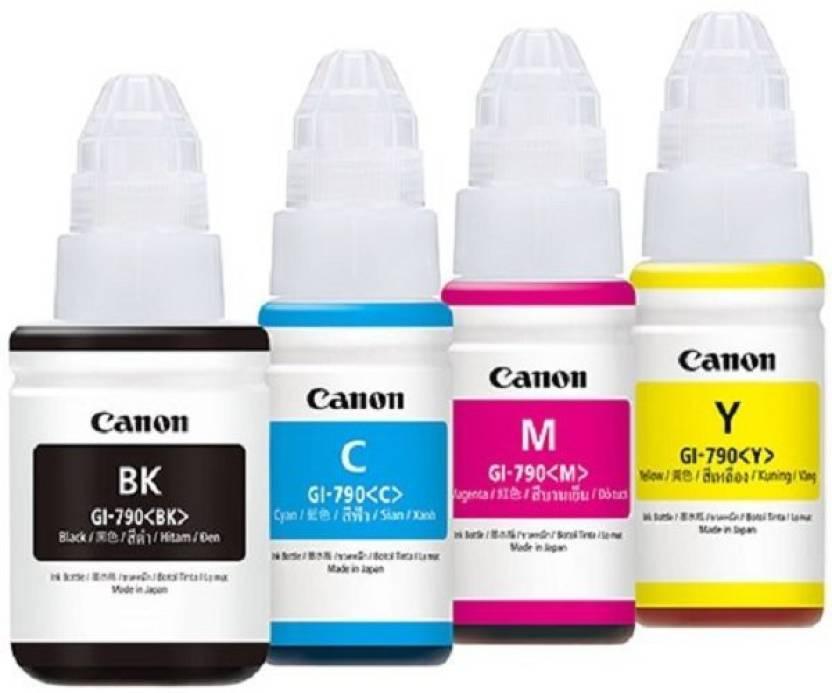 Canon GI 790 Multi Color Ink Cartridge