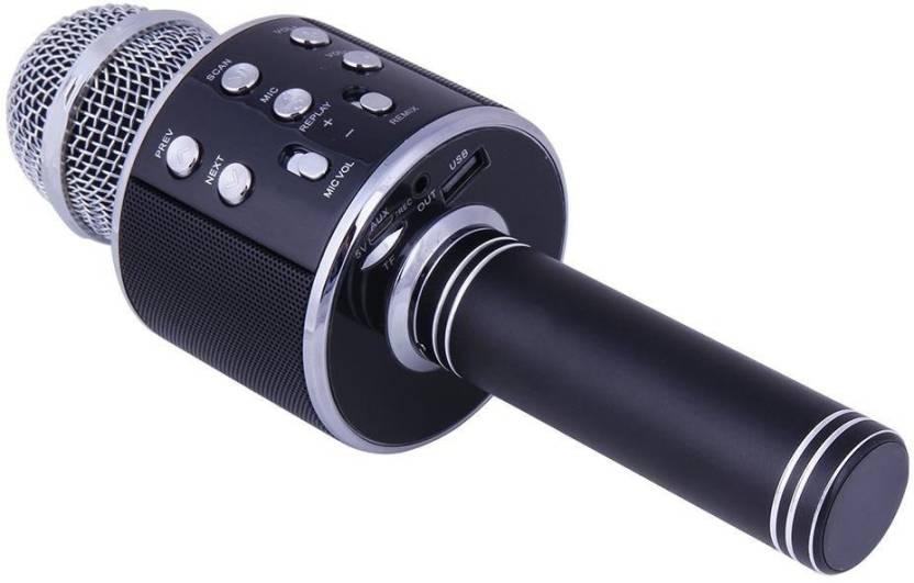 VibeX ® WS-858 Wireless Handheld KTV Karaoke Stereo USB