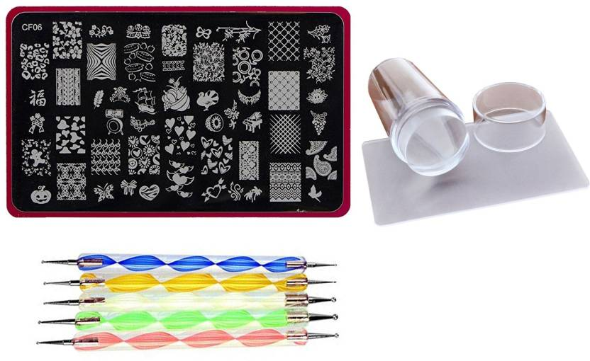 Lifestyle You Combined Deal Of Large Nail Art Stamping Image Plate