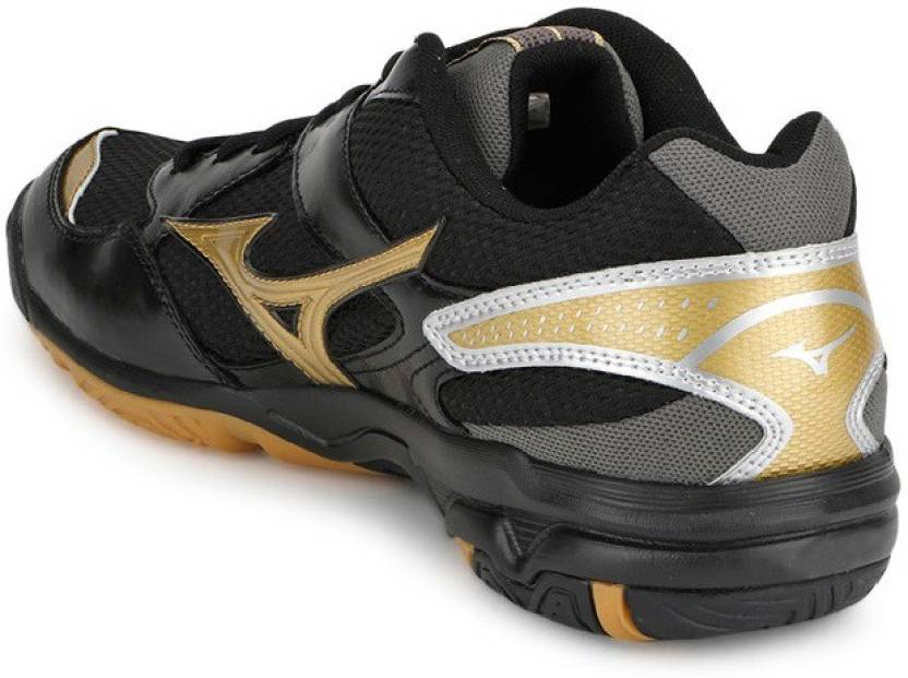 0e13d2620cf1 Mizuno WAVE TWISTER 4 ( UK 11 - US 12 ) Badminton Shoes For Men (Multicolor)