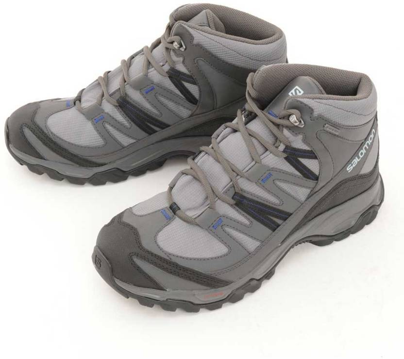 f4d7833ac553 Salomon MUDSTONE MID 2 GTX Waterproof Hiking   Trekking Shoes For Men  (Multicolor)