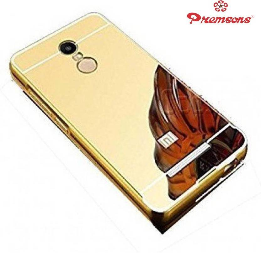 newest d135d 7e1ed Premsons Back Cover for Xiaomi Redmi Note 3 Back Cover Luxury Metal ...