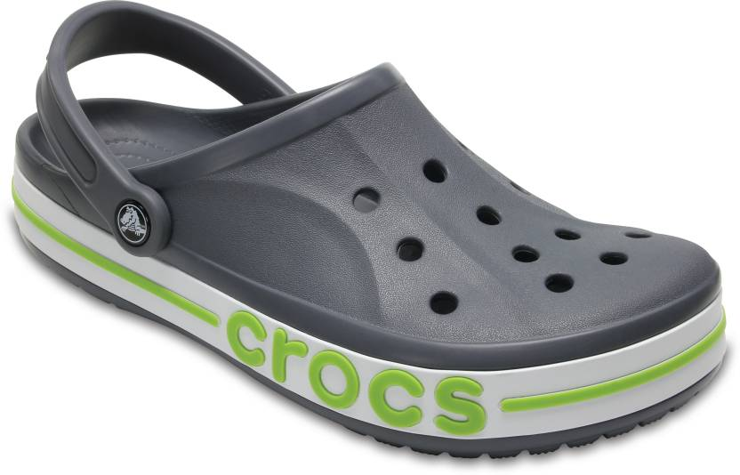 bc14b382edb4 Crocs Men Grey Sandals - Buy Crocs Men Grey Sandals Online at Best Price -  Shop Online for Footwears in India