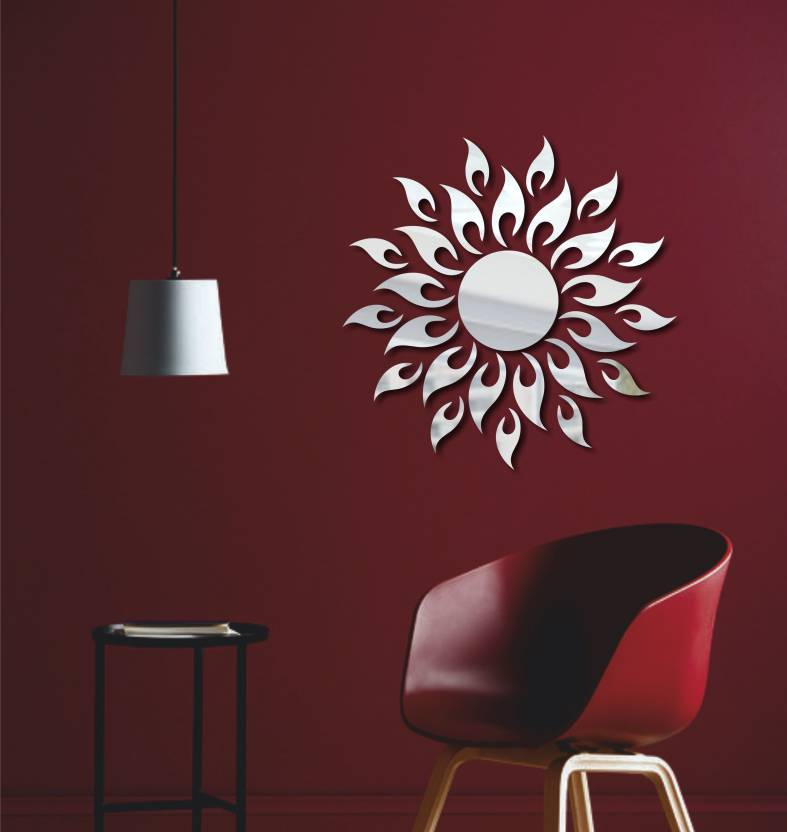 naveed arts medium acrylic wall sticker sticker price in india - buy