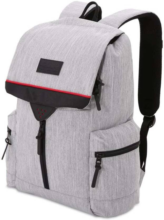 Swiss Gear 5753 LAPTOP BACKPACK 25 L Laptop Backpack grey - Price in ... 4a98793d16