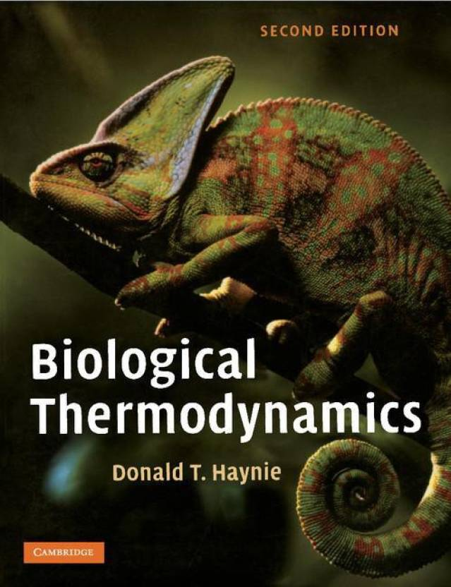 BIOLOGICAL THERMODYNAMICS 2/ED