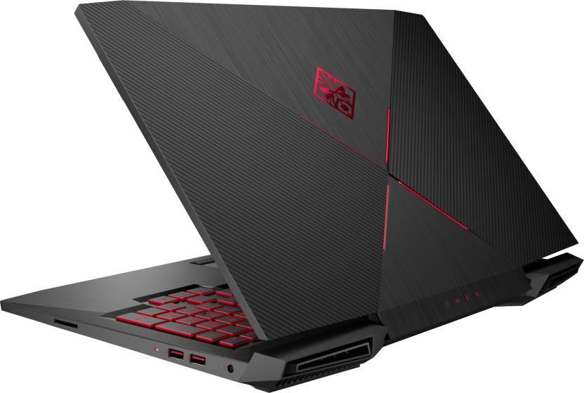 HP Omen 15 Core i7 7th Gen - (8 GB/1 TB HDD/128 GB SSD/Windows 10 Home/4 GB Graphics) 15-ce089TX Gaming Laptop(15.6 inch, SHadow Black, 2.6 kg)