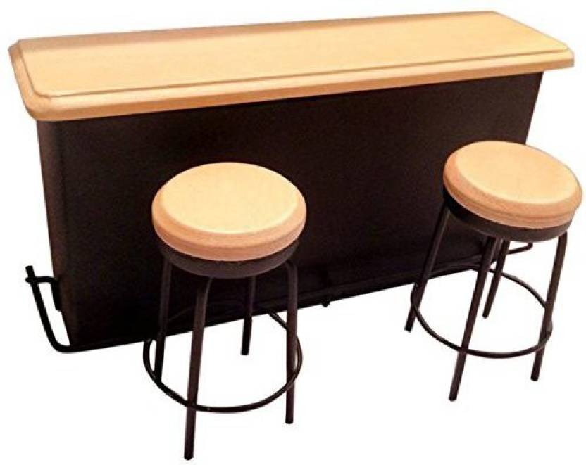 Bestlee 1 12 Dollhouse Kitchen Furniture Pub Bar Table With Two