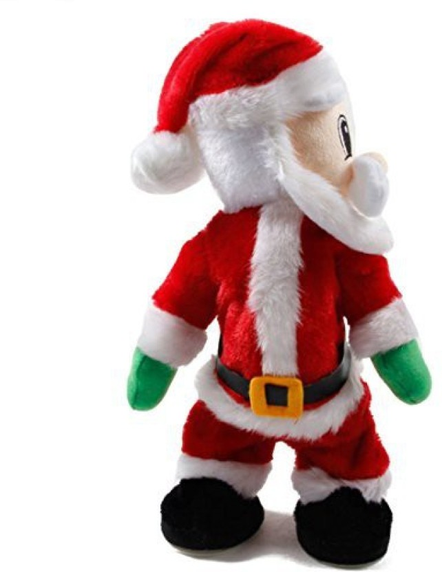 Childrens Christmas Hat Gloves Christmas Santa Up To Age 10 Gift