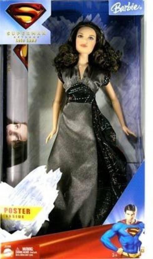 Generic Barbie Collector Superman Returns Lois Lane Doll