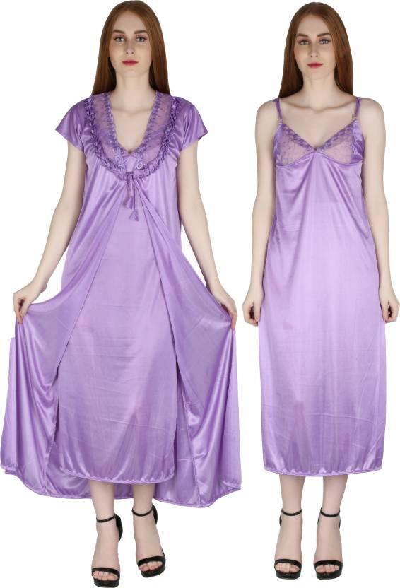 61b3a74404 Marami Women s Nighty Set - Buy Marami Women s Nighty Set Online at ...