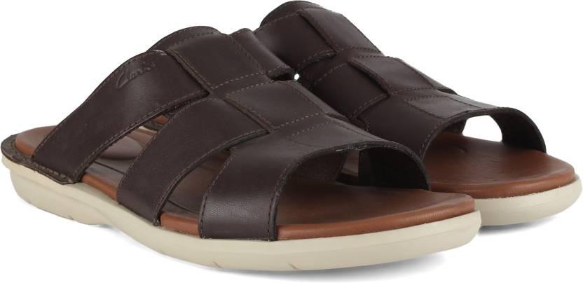 63733c154f377c Clarks Men Brown Sports Sandals - Buy Brown Color Clarks Men Brown Sports  Sandals Online at Best Price - Shop Online for Footwears in India