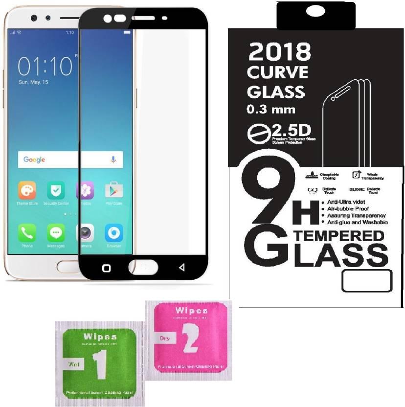 CASELINE Tempered Glass Guard for Oppo F3 Plus - CASELINE : Flipkart com