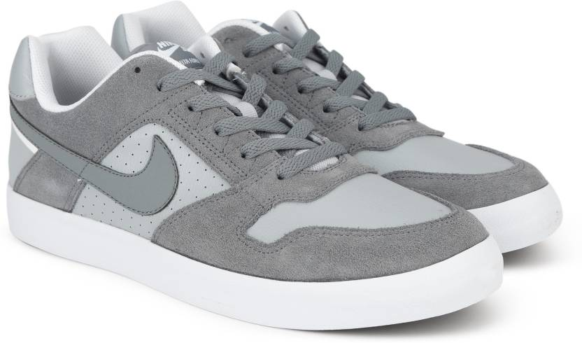 5a38afc84839 Nike SB DELTA FORCE VULC Sneakers For Men - Buy COOL GREY COOL GREY ...