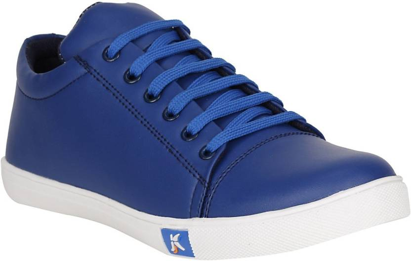 CYRO Cyro Men s Blue Synthetic Smart Casual Shoes Sneakers For Men (Blue) cb94969d0
