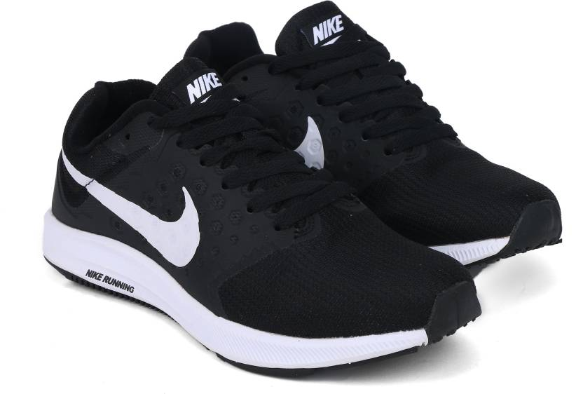 38036379adbdc Nike WMNS Nike DOWNSHIFTER 7 Running Shoes For Women - Buy Black ...