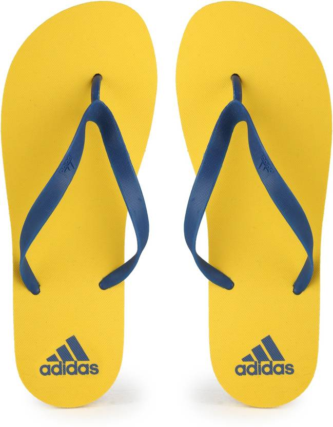 ddff609f180d ADIDAS ADI RIB M Slippers - Buy SUNGLO DKBLUE Color ADIDAS ADI RIB M  Slippers Online at Best Price - Shop Online for Footwears in India