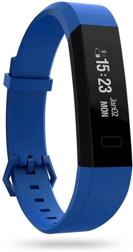 Boltt Beat Heart Rate(HR) Activity Tracker with 24*7 Audio & Text Health  Feedback