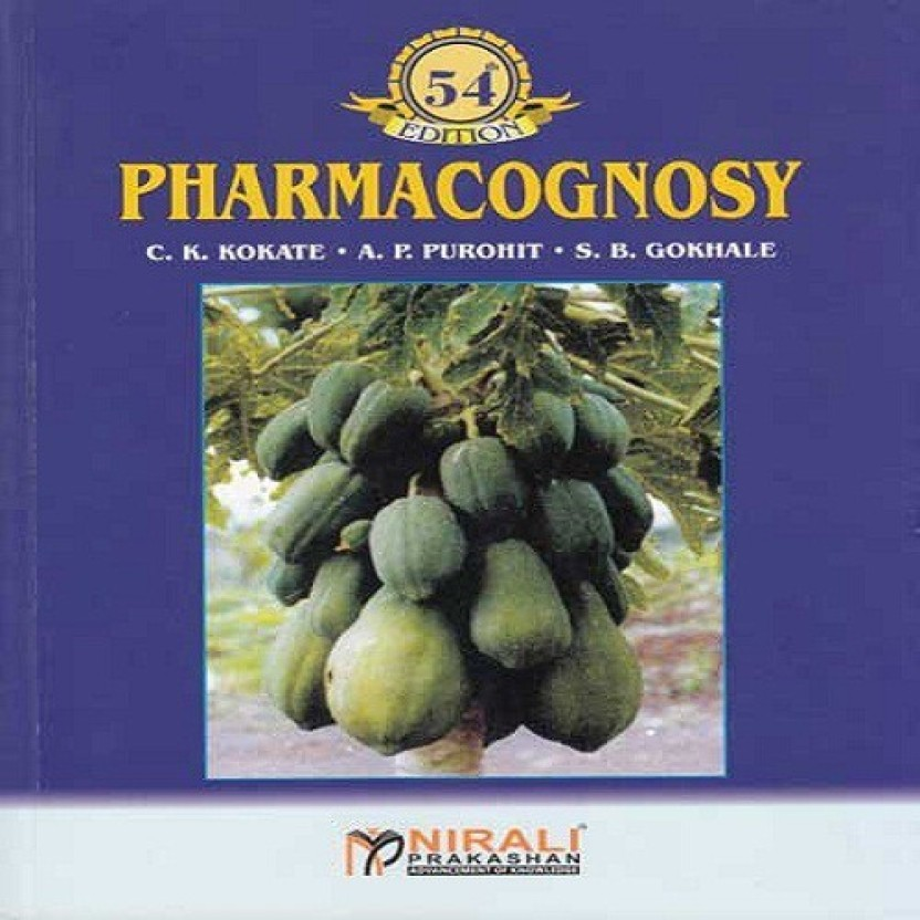Pharmacognosy Practical Book Pdf
