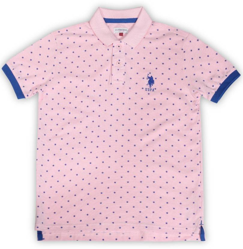e2983871c US Polo Kids Boys Printed Cotton T Shirt Price in India - Buy US ...