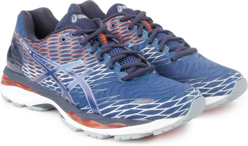 2ba9a683 Asics GEL - NIMBUS 18 Running Shoes For Men