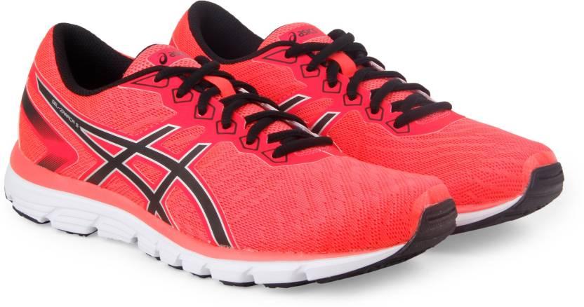 huge discount 184d3 9c1c2 Asics GEL - ZARACA 5 Running Shoes For Men - Buy DIVA PINK ...