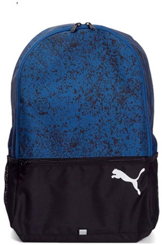 Puma Alpha Backpack ( 07443303) 16 L Laptop Backpack Blue - Price in ... 971376ff86ce2