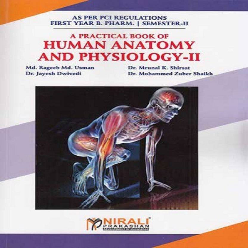 A Practical Book Of Human Anatomy And Physiology Ii Buy A Practical