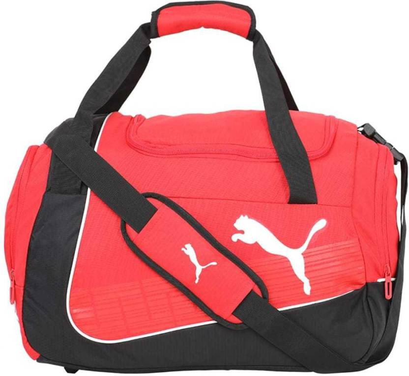 5cca738cc1c7 Puma evoPOWER Small Bag Gym Bag Red - Price in India