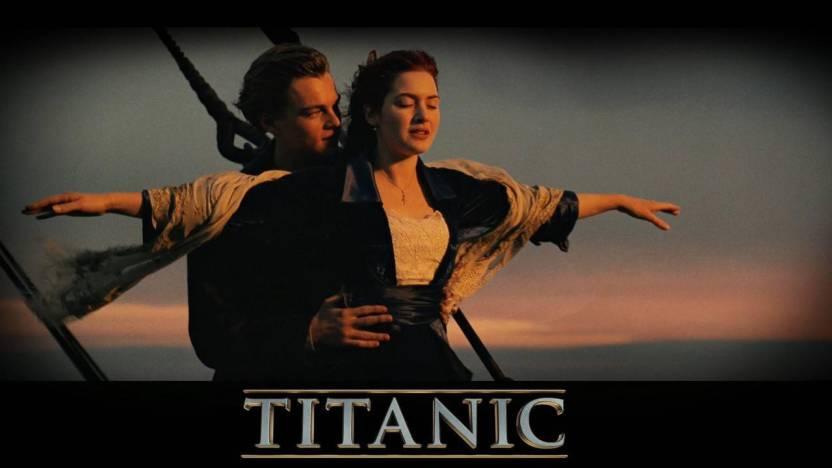 titanic movie music