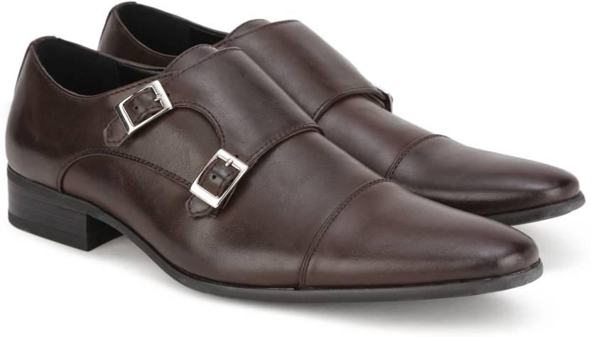 d63ca6fe Versace 19.69 Italia Monk Strap For Men