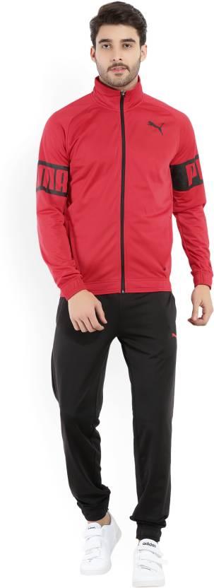 7425474d1750 Puma Printed Men s Track Suit - Buy Toreador-Puma Black Puma Printed ...