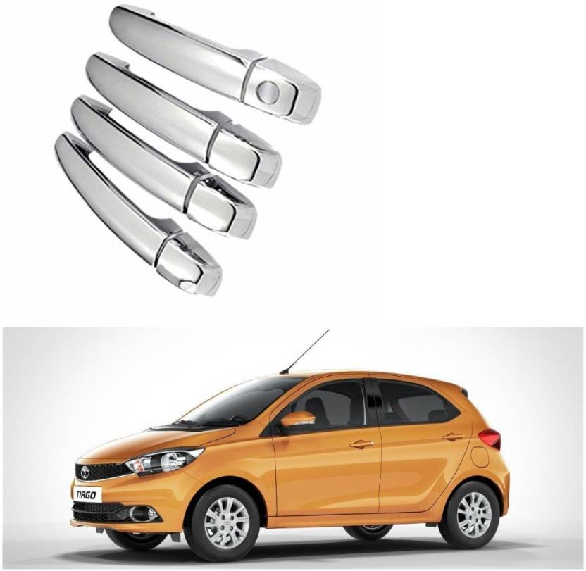 Auto Garh Good Quality Chrome Car Handle For Tiago Tata Car Door