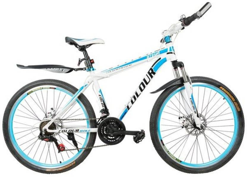 GOGO A1.COM COLOUR 650 Mountain Bicycle with High carbon steel frame ...