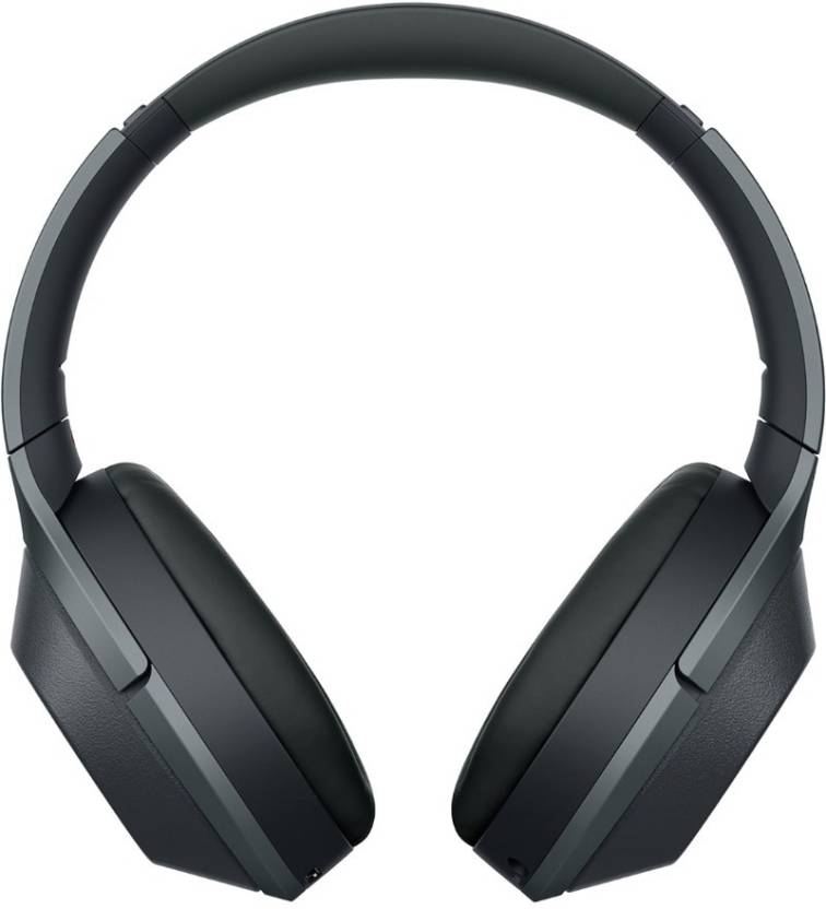 Sony WH 1000XM2 Bluetooth ANC Headset with Mic   Touch Sensor Black, Over the Ear  Sony Headphones
